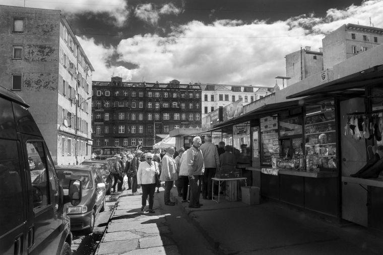 Market 1  Market 1, Wrocław, 2015